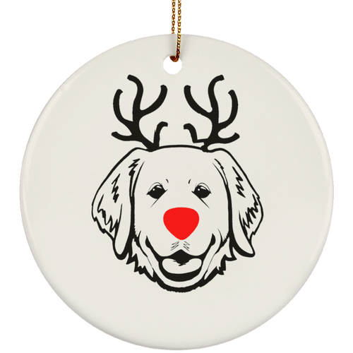 Golden Retriever Ornament, Labardor Retriever Ornament