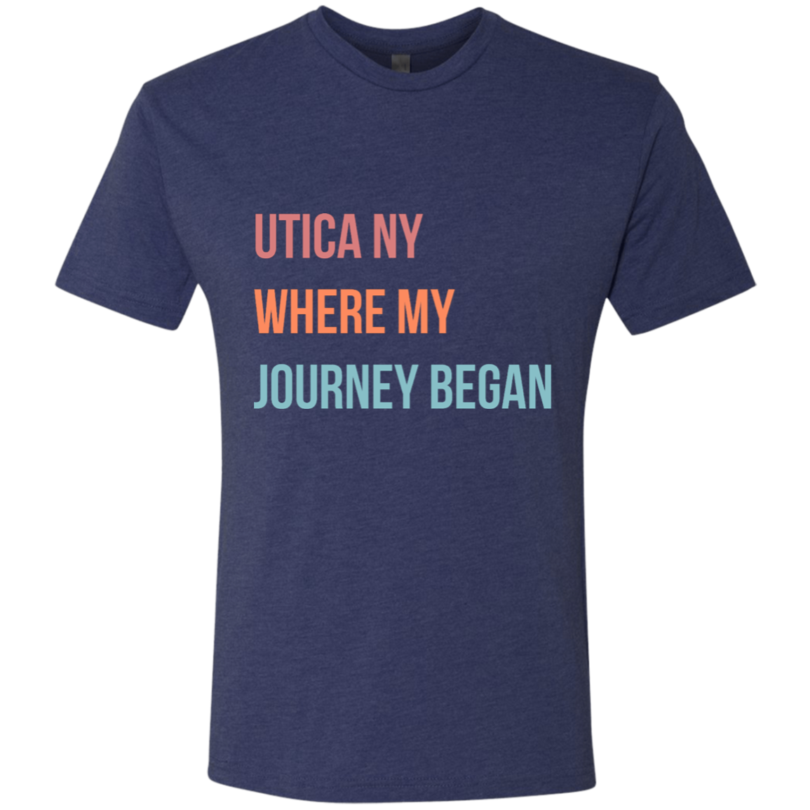 Utica NY Where my journey began