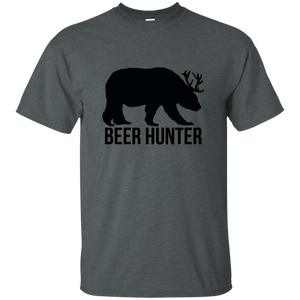 Beer Hunter Cotton T-Shirt