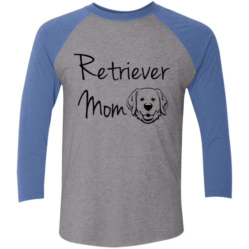 Golden Retriever Mom Shirt, Labrador Retriever Mom Shirt