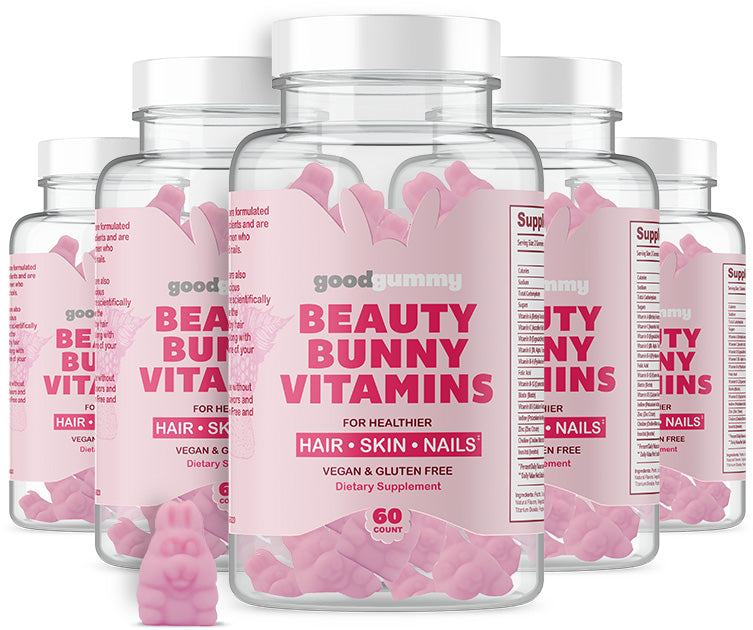 Beauty Bunny Vitamins