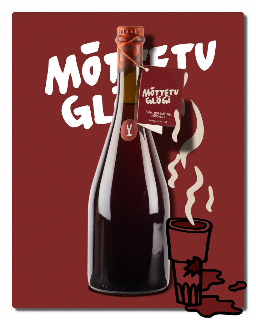2019 Pointless Glögg: Apple-Blackcurrant Mulled Wine