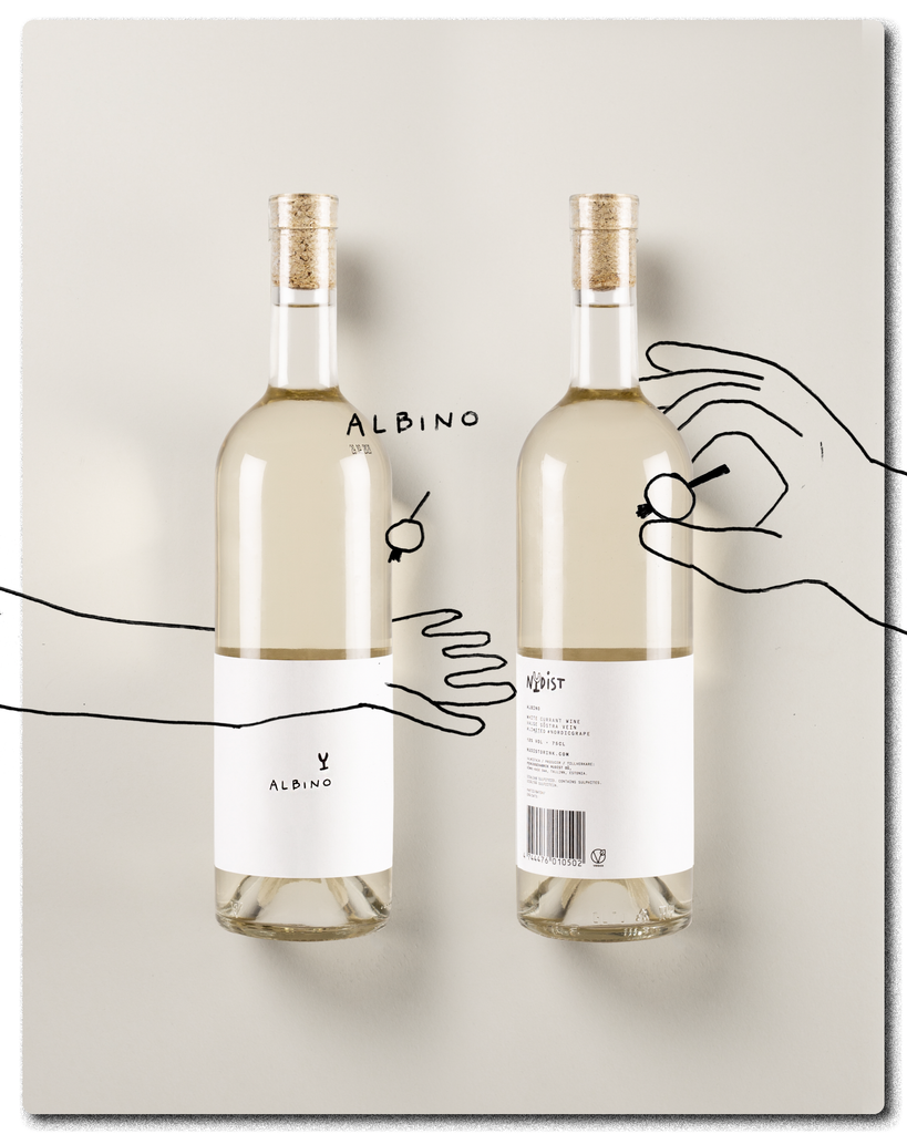ALBINO: STILL WHITE CURRANT WINE
