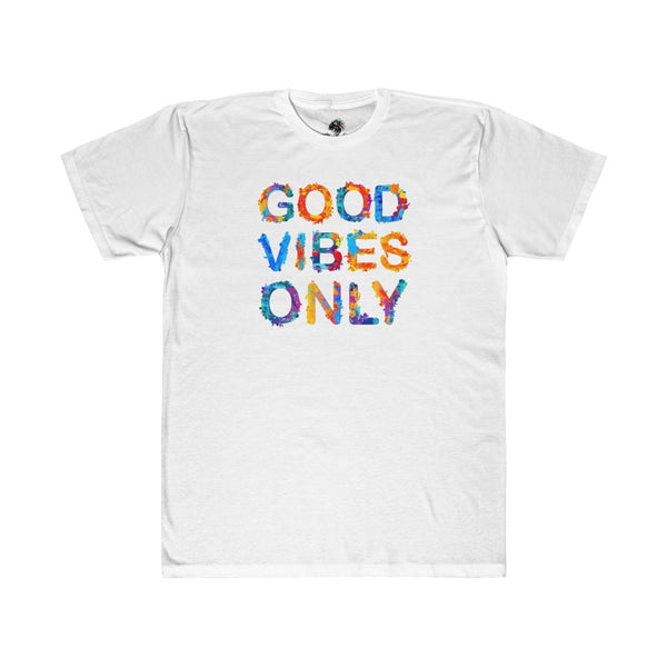 Unisex 'Good Vibes Only' T-Shirt