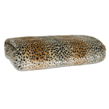 Load image into Gallery viewer, Cheetah-Fur-Throw2