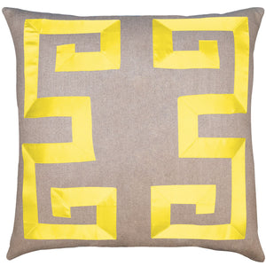 Empire Linen Yellow Ribbon