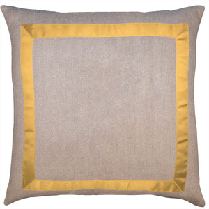 Marquess Linen Gold ribbon