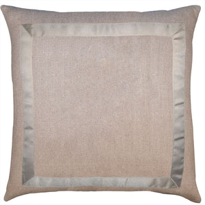 Marquess Linen Taupe Ribbon