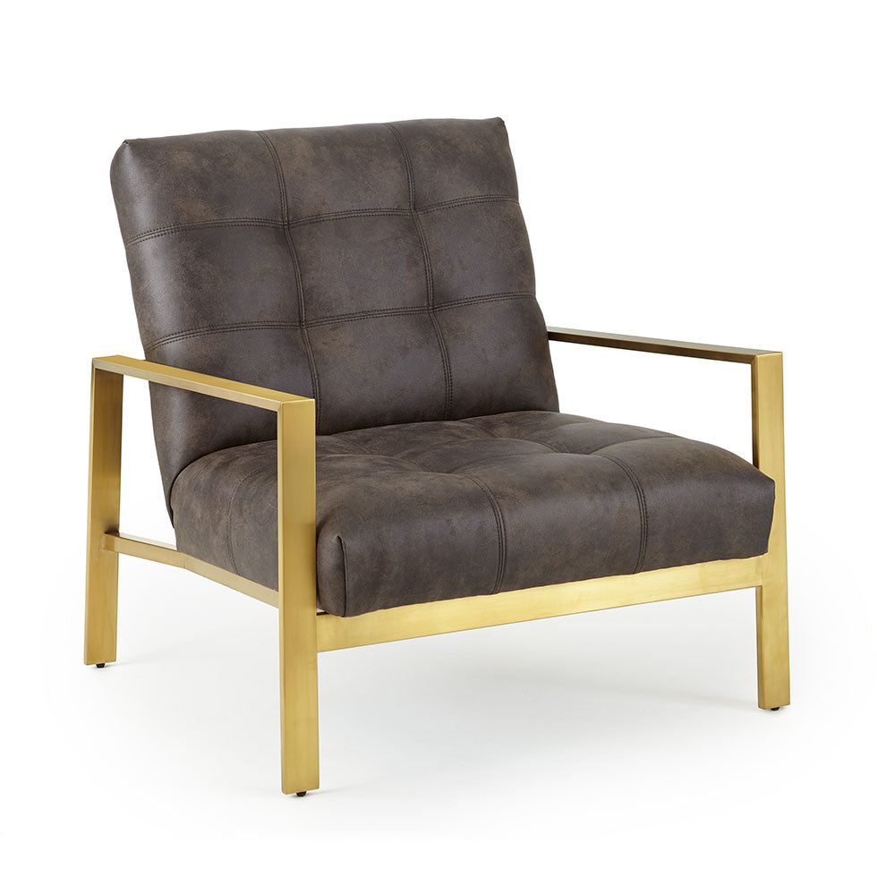McGuire Chair West Grey