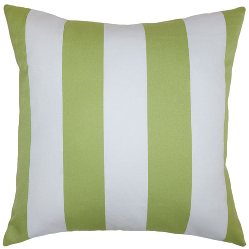 Outdoor Stripe Lime