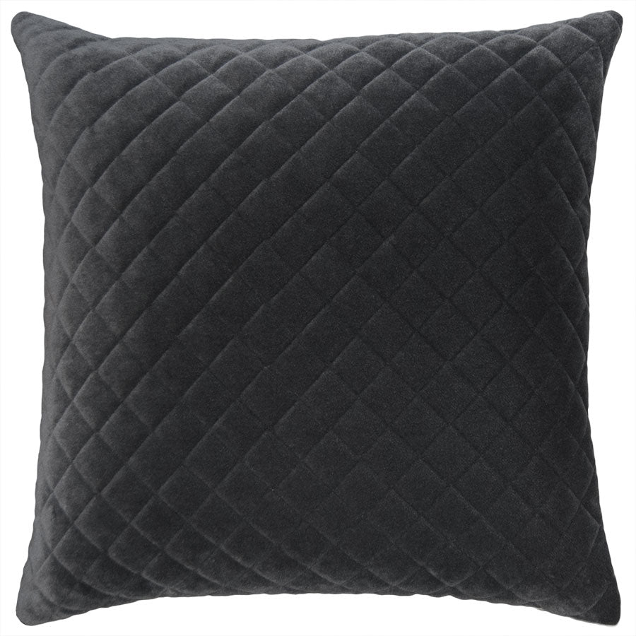Quilted Charcoal