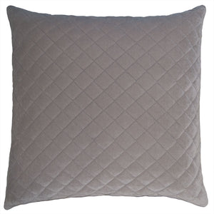 Quilted Light Grey