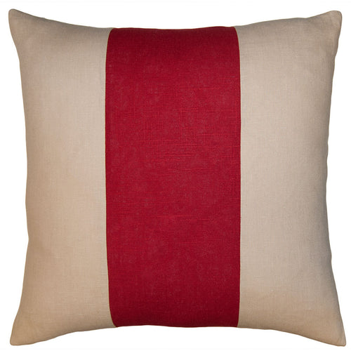 Savvy Hue Linen Red Band