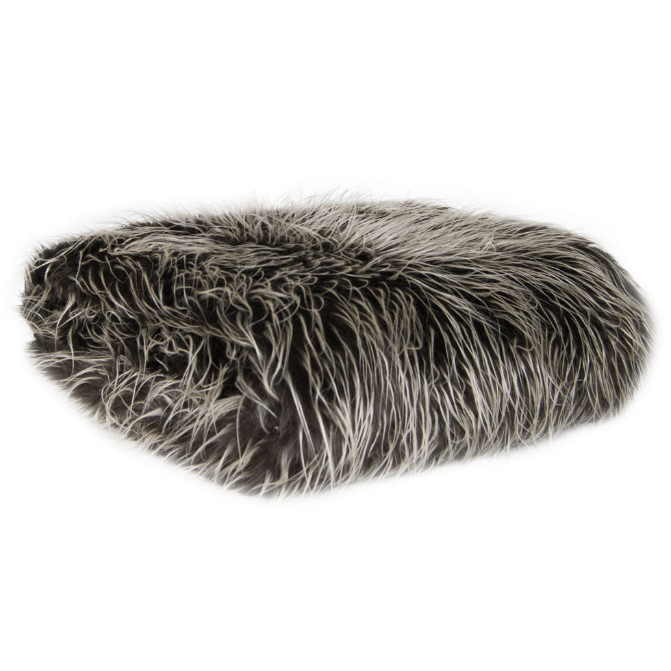 Spiked-Fur-Throw