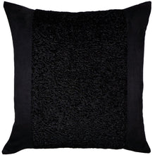 Load image into Gallery viewer, Taos Sheepskin Black Band