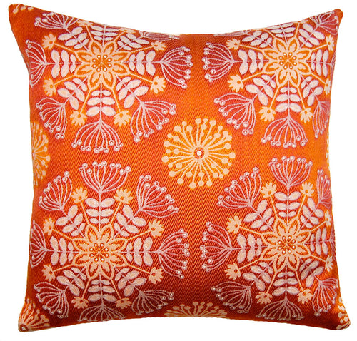 unpocobusy-orange-floral-pillow