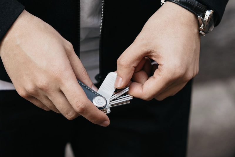 Product Spotlight: Orbitkey Travel Kit & Nail File/Mirror Add-on