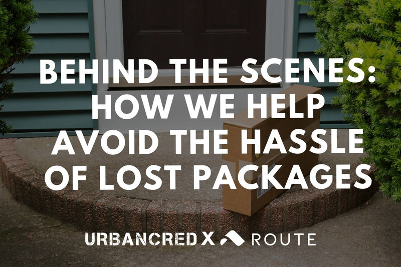 Behind the Scenes: How We Help Avoid the Hassle of Lost Packages