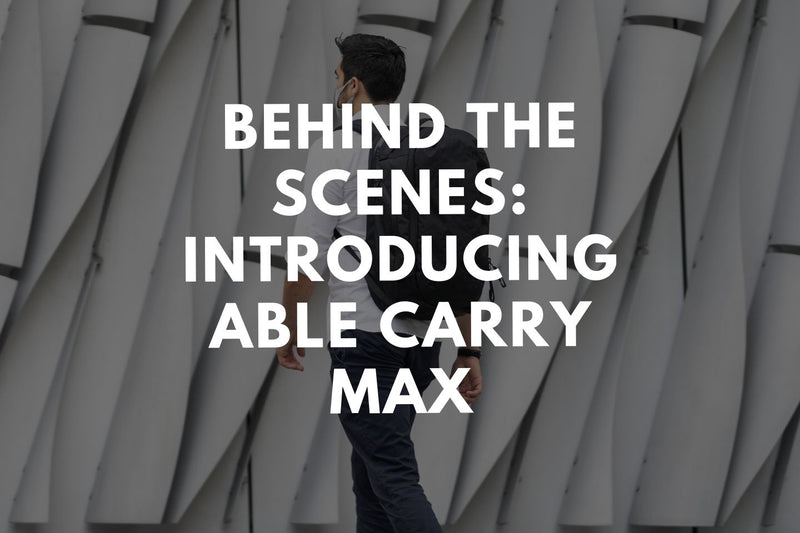 Behind the Scenes: Introducing the Max
