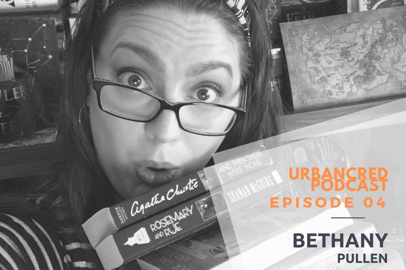 UrbanCred Podcast Episode 04: Content Creator of Beautifully Bookish Bethany Channel with Bethany Pullen