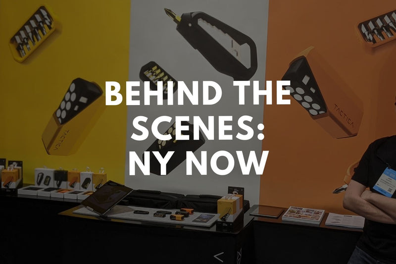 Behind the Scenes: NY NOW