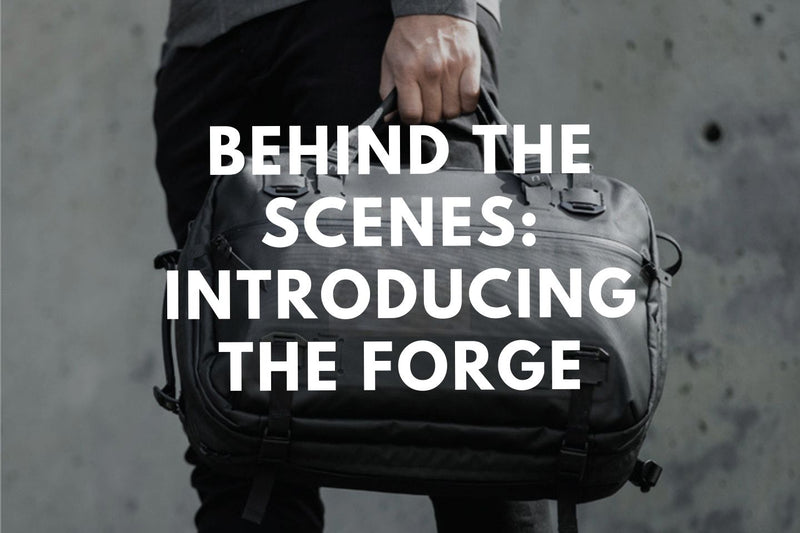 Behind the Scenes: Introducing the Forge (Updated)