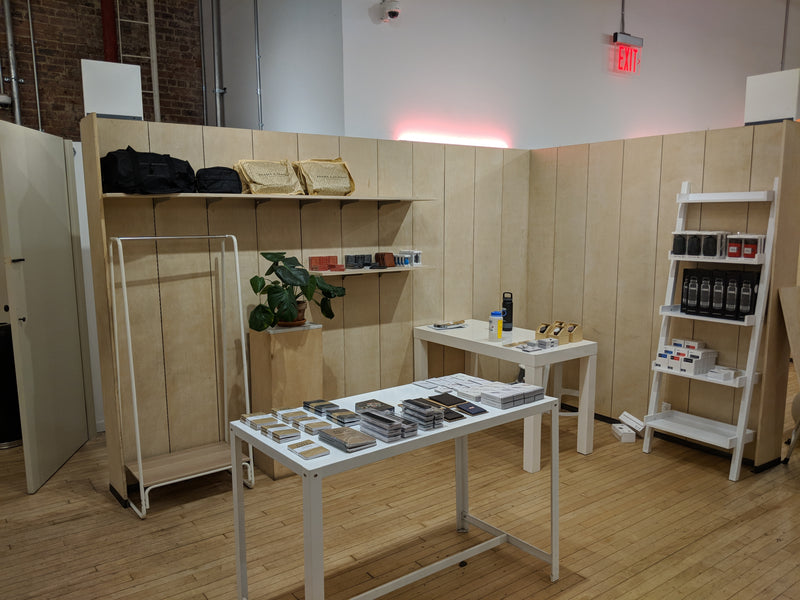 Press Release: UrbanCred Expands to First Pop up Retail Location