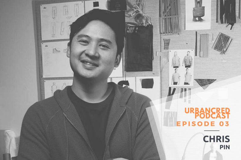 UrbanCred Podcast Episode 03: Miniature Sneaker Designer of Haute Hero with Chris Pin