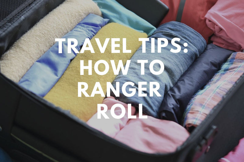 Travel Tips: How to Ranger Roll