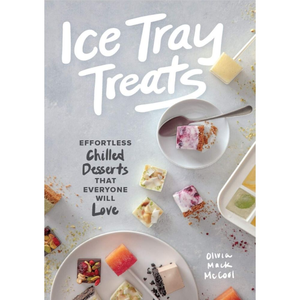 Ice Tray Treats Book - UrbanCred