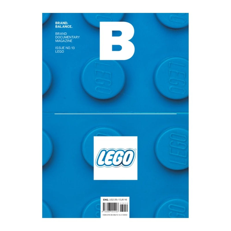 Magazine B Issue #13 - LEGO