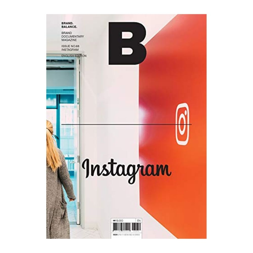 Magazine B Issue #68 - Instagram