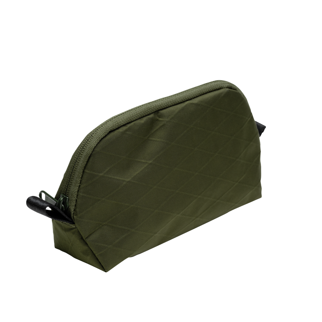 X-Pac Olive Green Stash Pouch