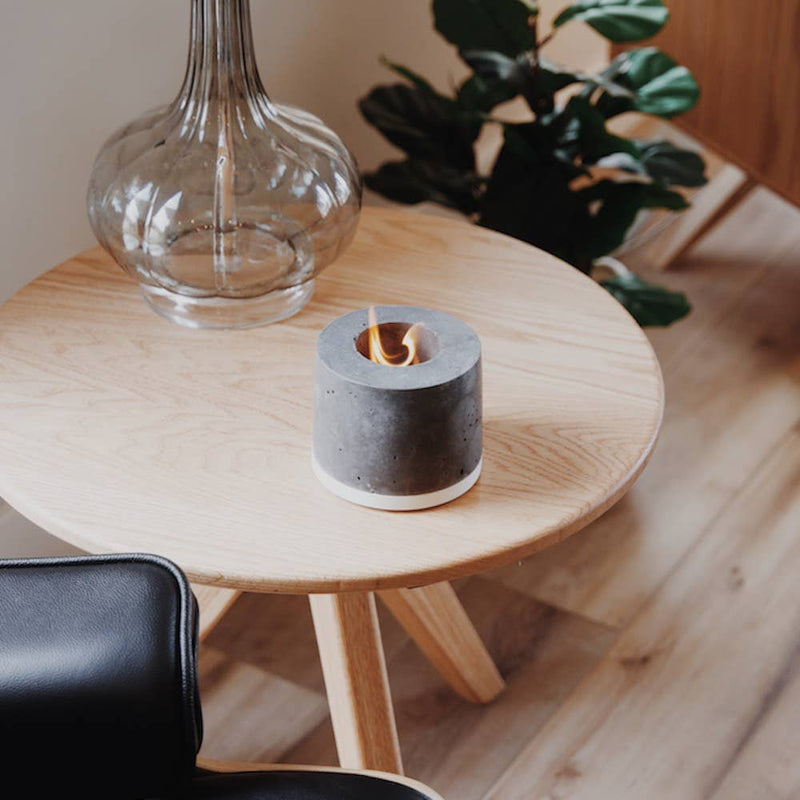 FLÎKR Mini Fireplace 2.0 - UrbanCred