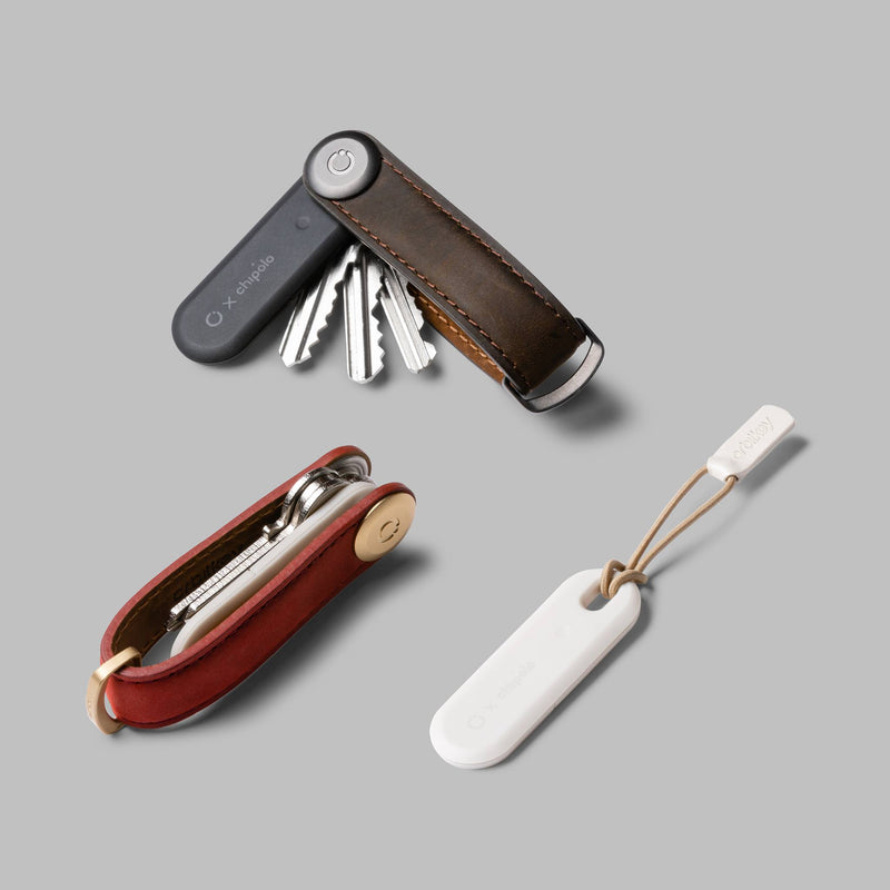 Orbitkey x Chipolo Tracker - UrbanCred