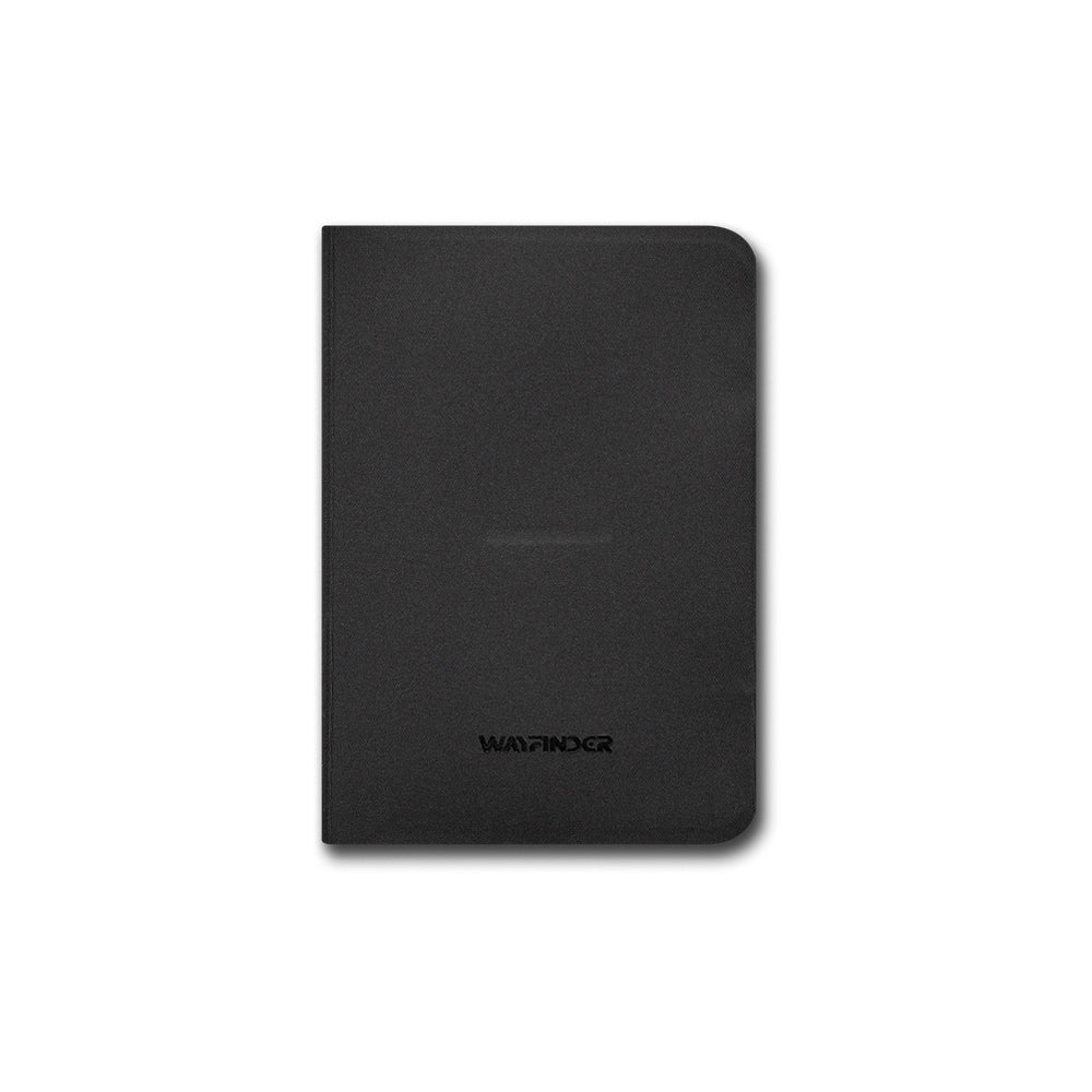 Borderless Passport/Notebook Holder - UrbanCred