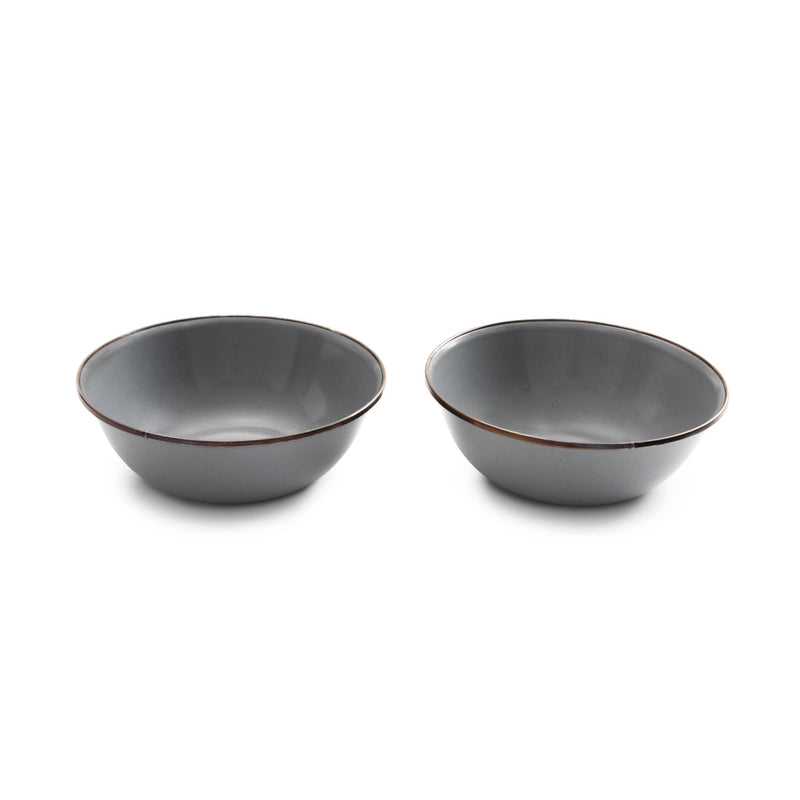 Enamel Bowl Set - UrbanCred