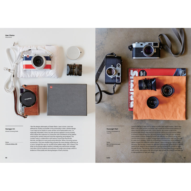 B Issue #34 - Leica - UrbanCred