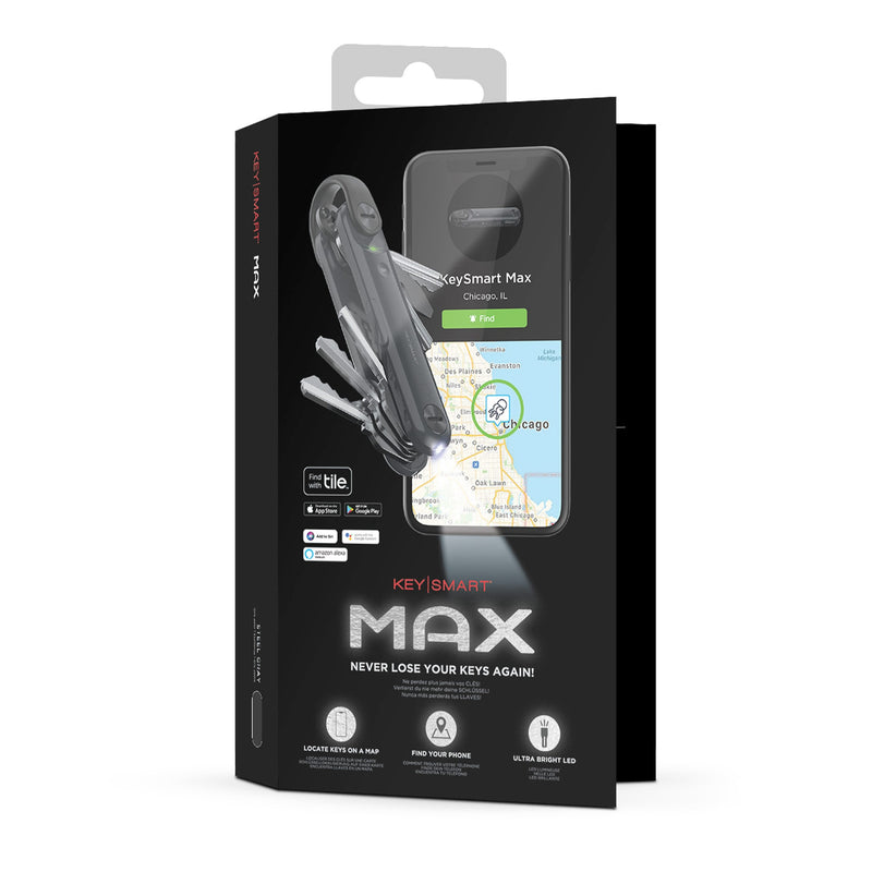 [PO] KeySmart Max w/Tile Tracking