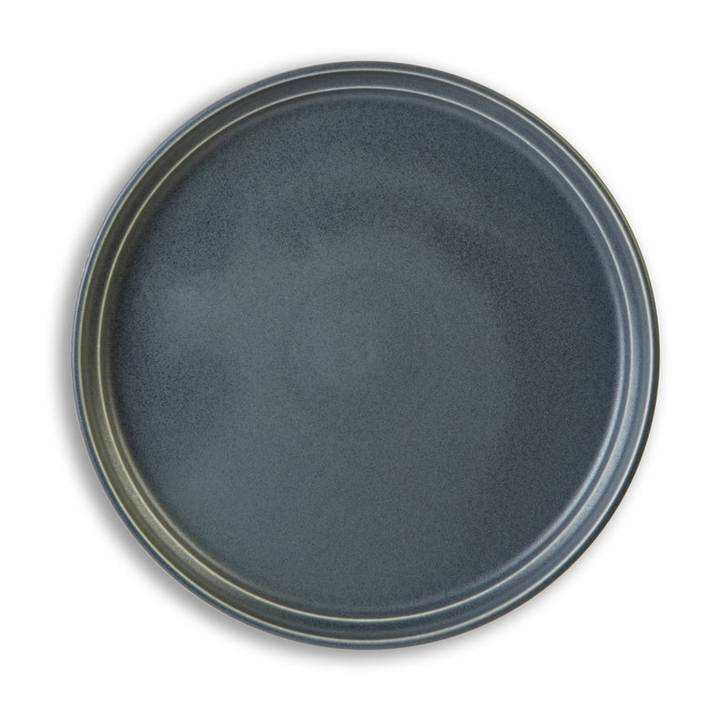 Fog Porcelain Plate - UrbanCred