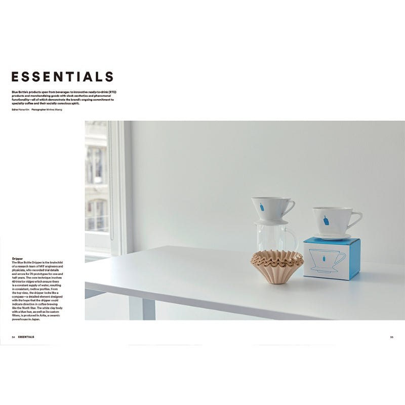 B Issue #76 - Blue Bottle Coffee - UrbanCred