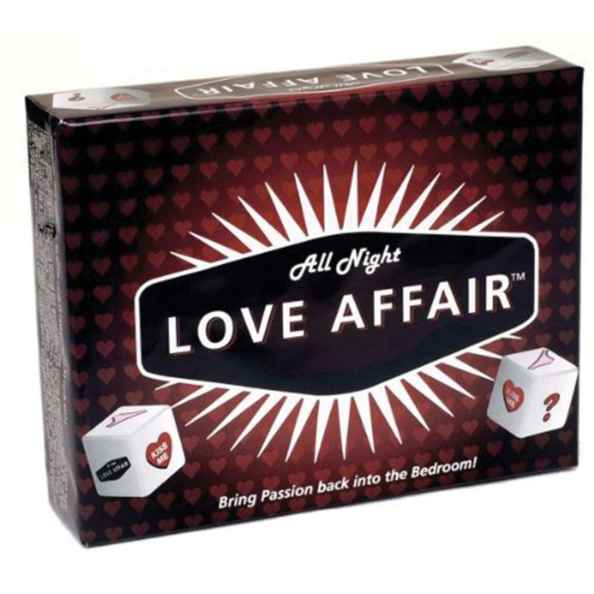 All Night Love Affair Game - VixenAndStag
