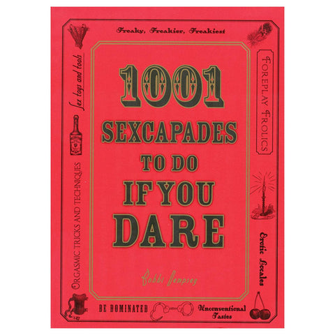 1001 Sexcapades To Do If You Dare - VixenAndStag