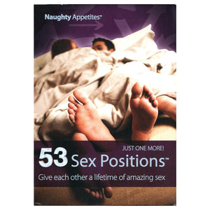 53 Sex Positions Flashcards - VixenAndStag