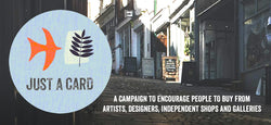 JUST A CARD - Shop small and support independents