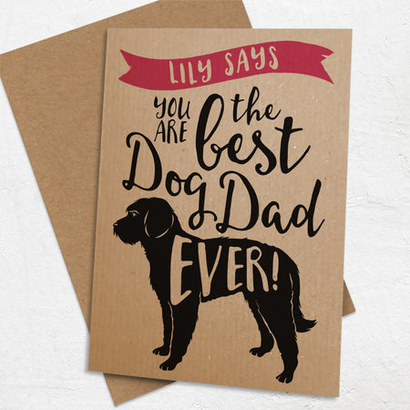 Personalised Dog & Cat Cards