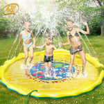 "68"" Inflatable Splash Sprinkler Pad for Kids Toddlers"
