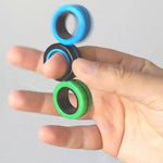 Magnetic Bracelet Ring -Unzip Toy Magic Ring(Buy 3 Free Shipping)