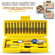 20 pcs Set Drill Flip Drive-Best tool for you - hotlingss