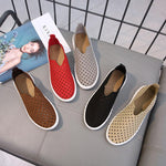 Tulip Slip-On Cloth Shoes